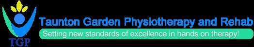 taunton garden physio logo
